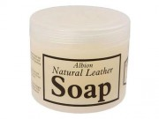Natural Leather Soap