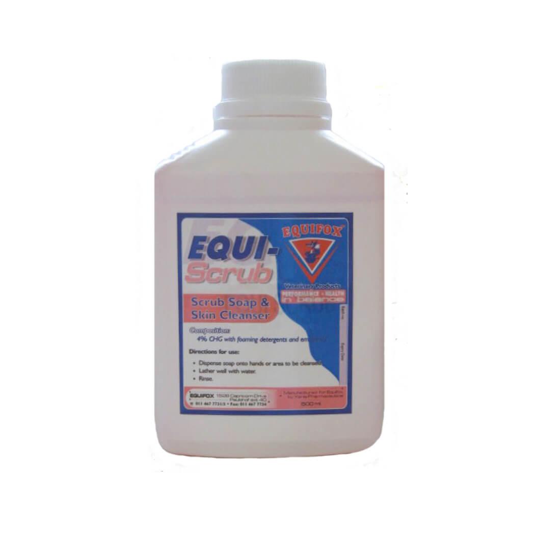 Equifox Equi-Scrub