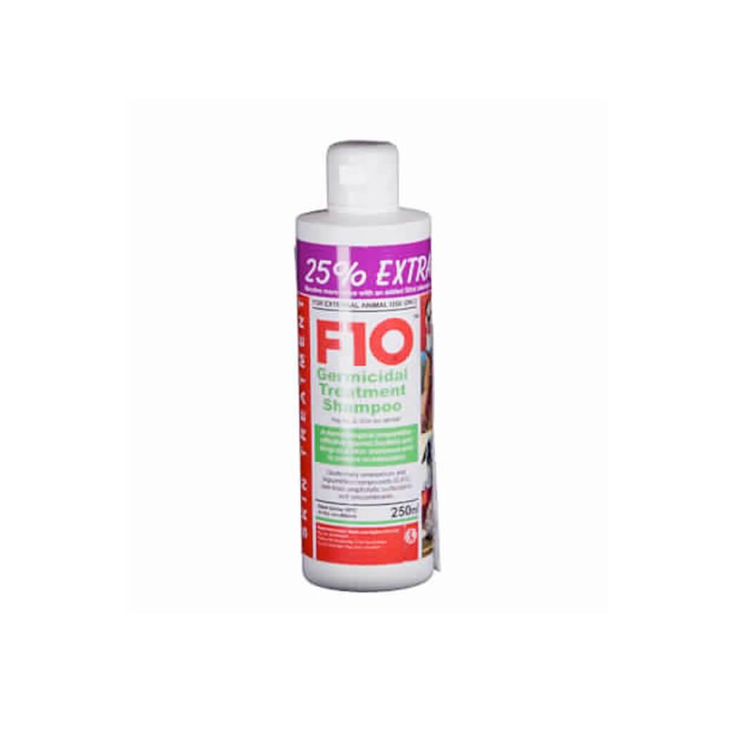 F10 Germicidal Shampoo