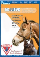 Equifox Re-Lieve Fly Repellent