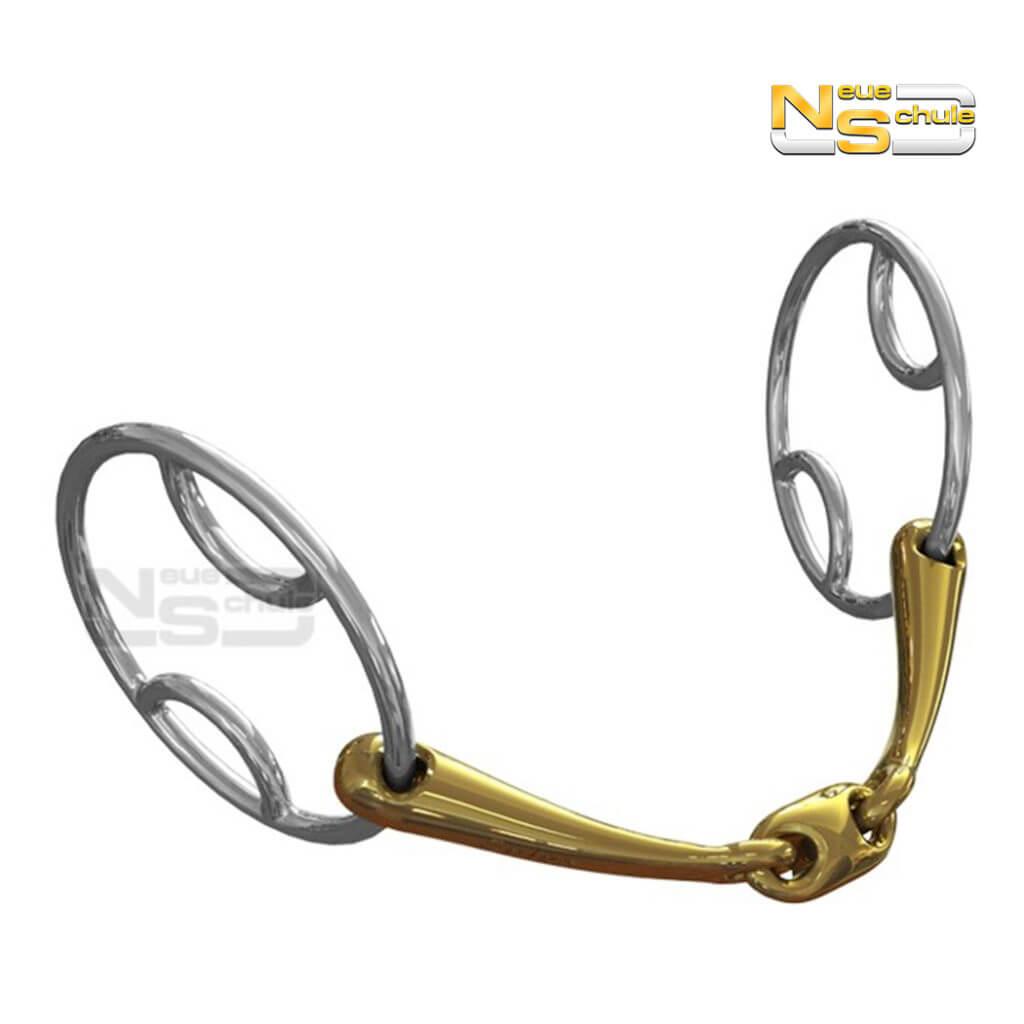 Neue Schule Tranz-angled Lozenge Beval Ring