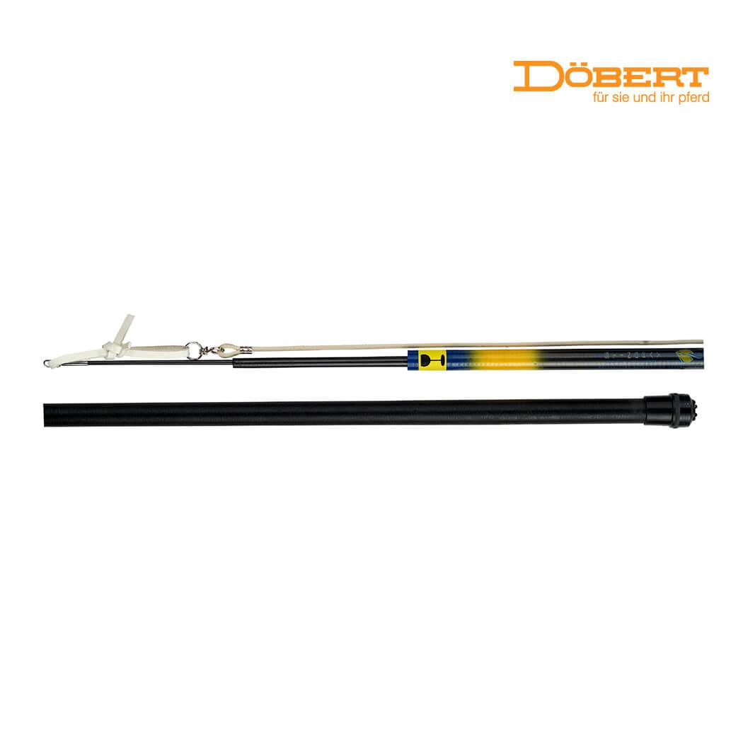 Dobert Lunge Whip Adjustable Superlight Coloured