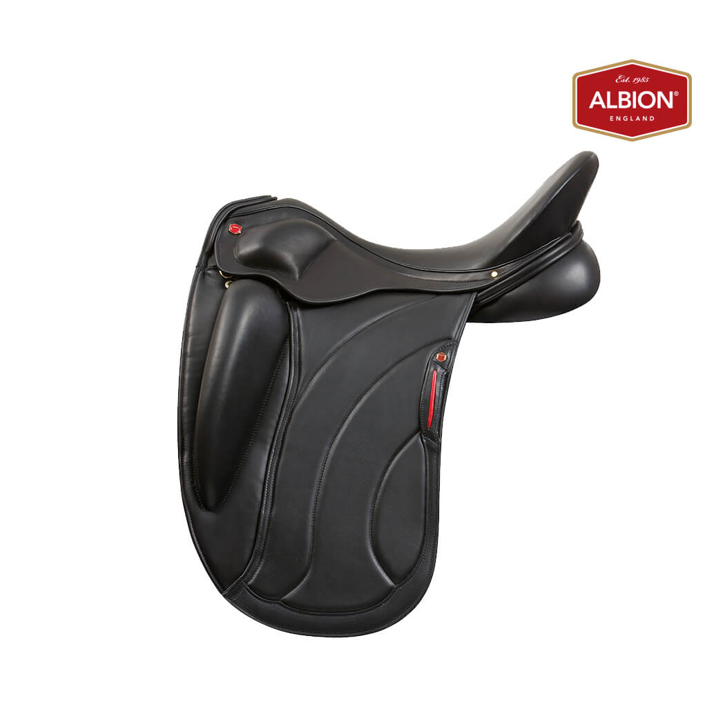 Albion SLK Revelation Dressage Europa with Adjusta Tree