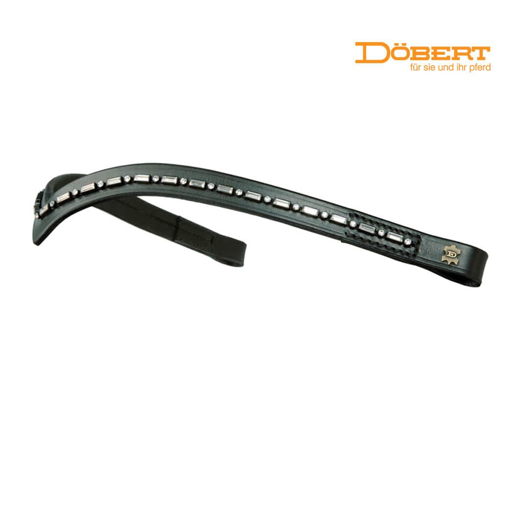 Döbert Classic V Dot-Dash Swarovski Browband