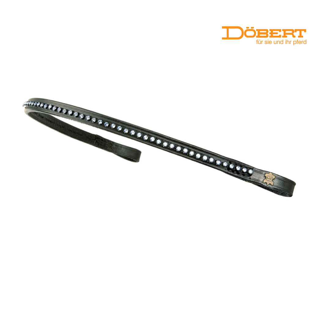 Döbert Classic Fine Swarovski Dot Browband