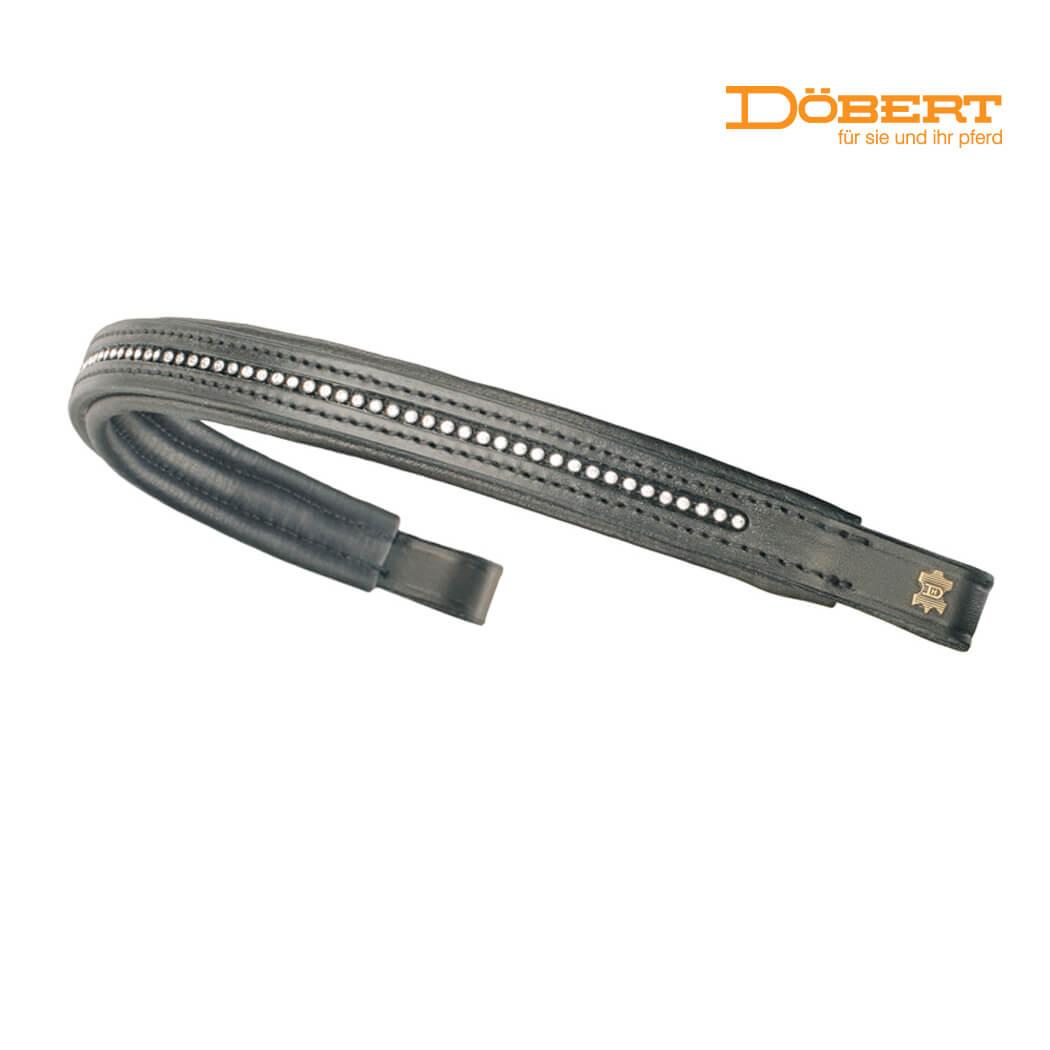 Döbert Stallmeister Classic Inlaid Swarovski Browband