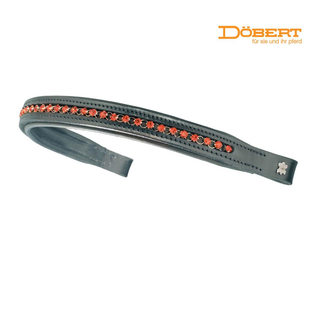 Döbert Stallmeister Infinity Swarovski Browband