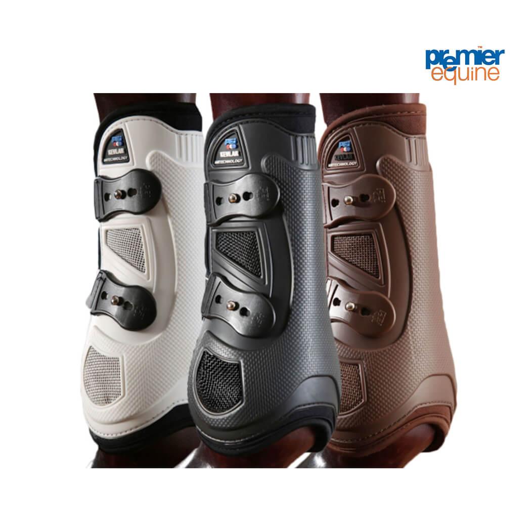 Premier Equine Kevlar Airtechnology Tendon Boots