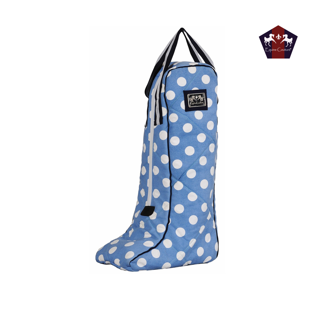 Equine Couture Kelsey Equestrian Boot Bag