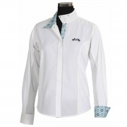 Equine Couture Kelsey Long-sleeved Show Shirt