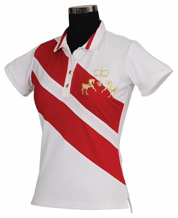 Equine Couture X Press Polo Shirt Equestrian House