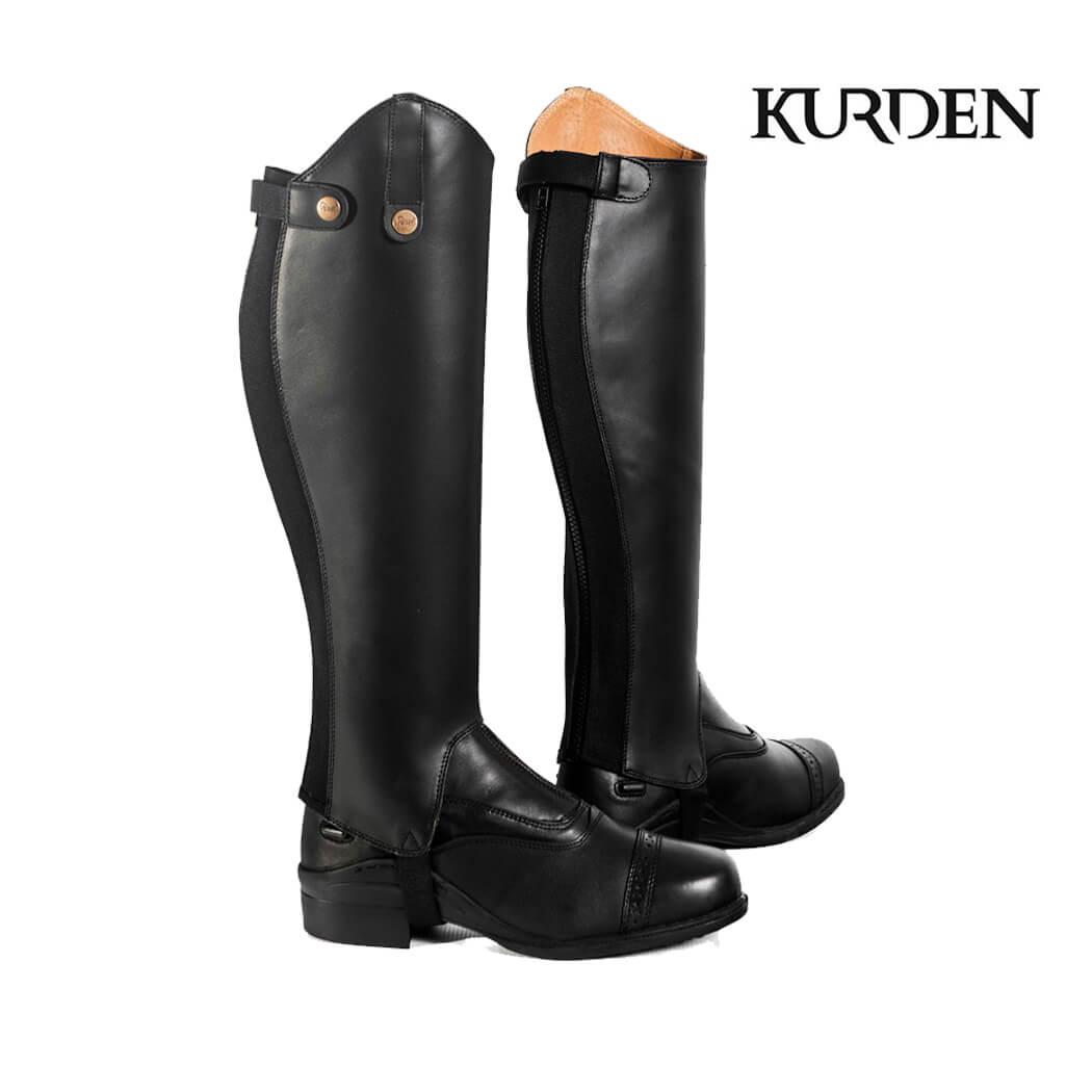 Kurden Equicomfort Leather Gaiters