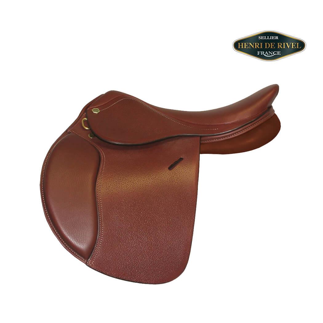 Henri De Rivel Club CC Pony Saddle