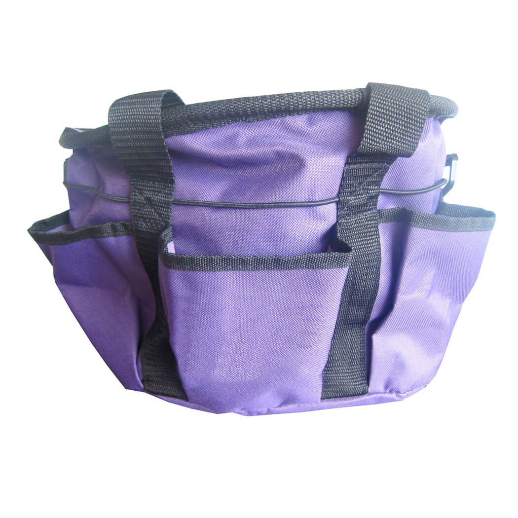 Tack Bag/Grooming Bag with Brushes