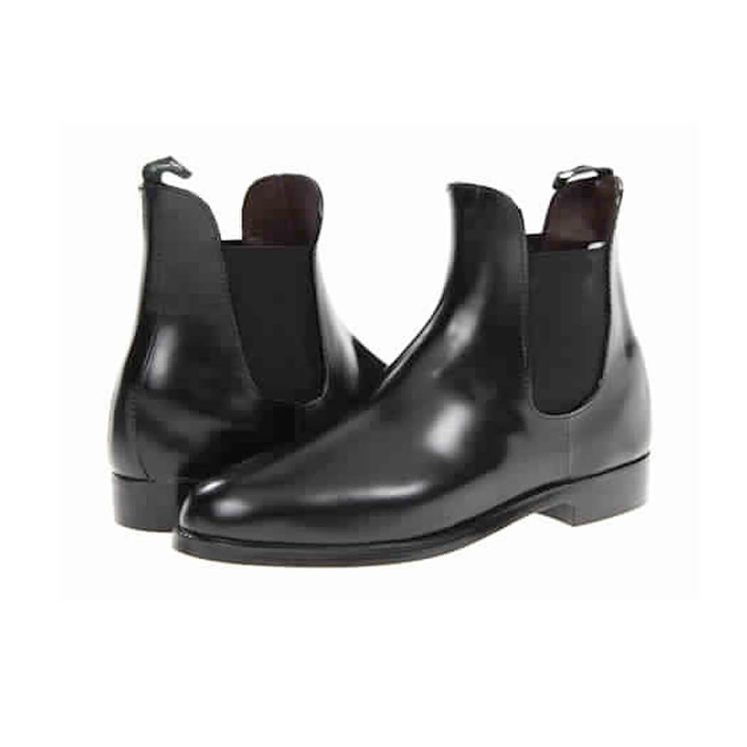 Leather Jodpur Boots