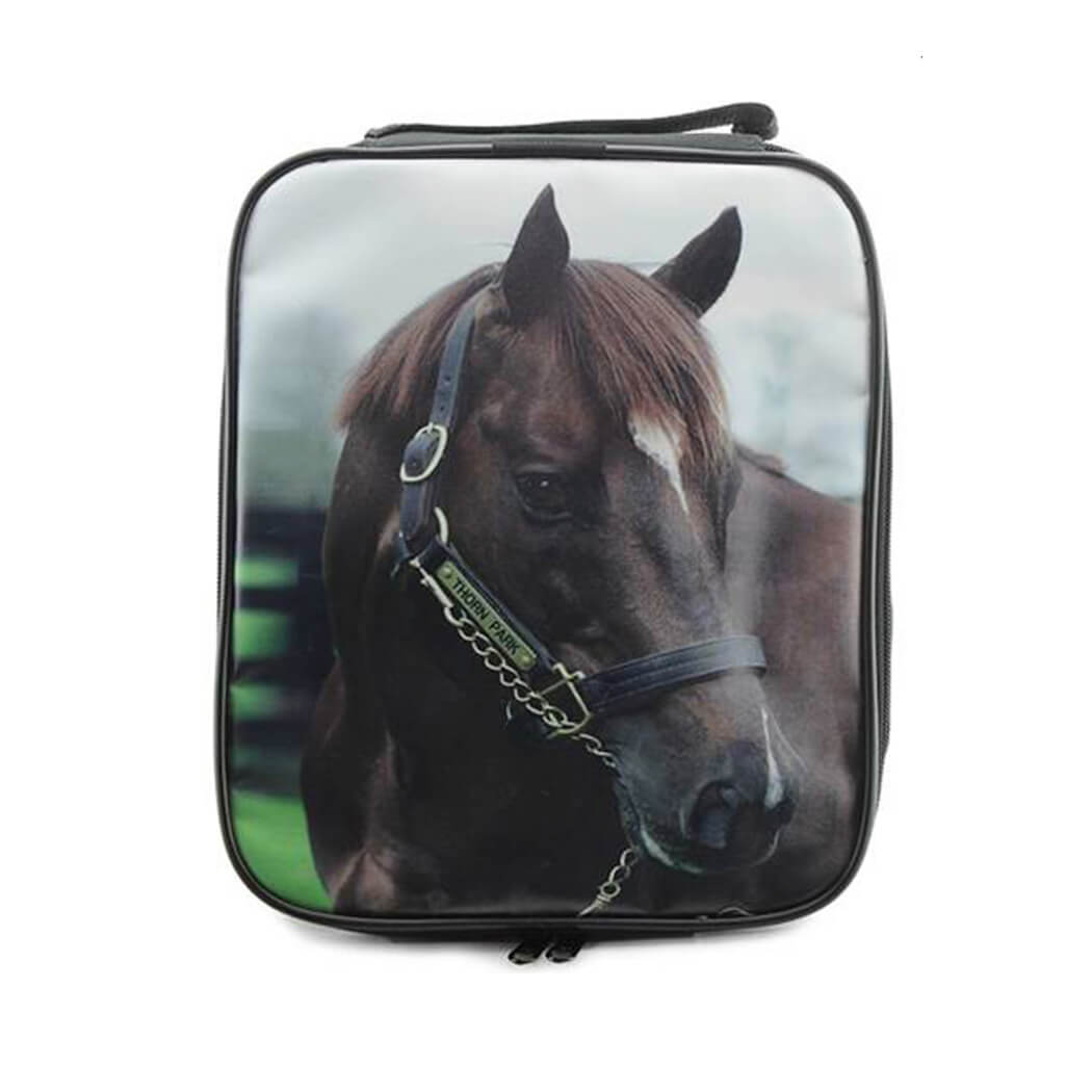 Horse Print Lunch Cooler Bag