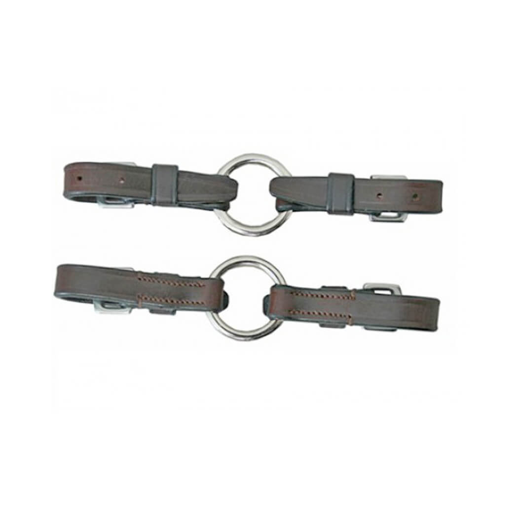 Rein Connectors with Rings