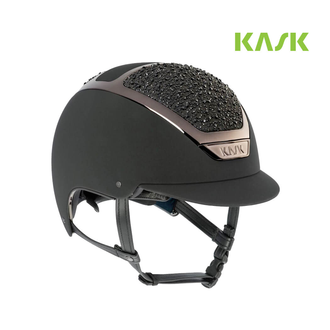 KASK Chrome Swarovski On The Rocks Helmet