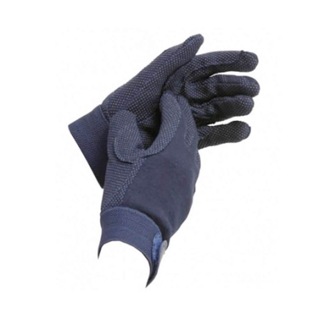 Cotton Gloves with Inner Grip