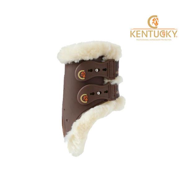 Kentucky Sheepskin Elastic Fetlock Boot