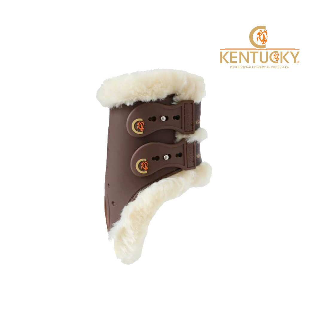 Kentucky Sheepskin Elastic Fetlock Boot