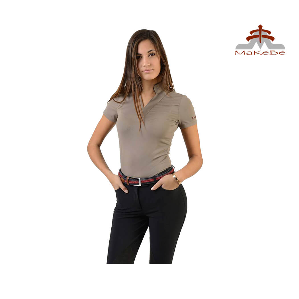 Makebe Atena Ladies Polo Shirt