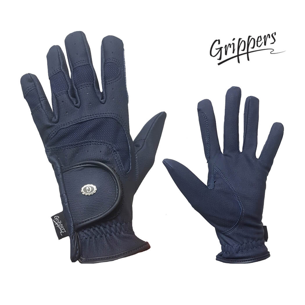 Grippers Show Gloves with Airmax Ventilation