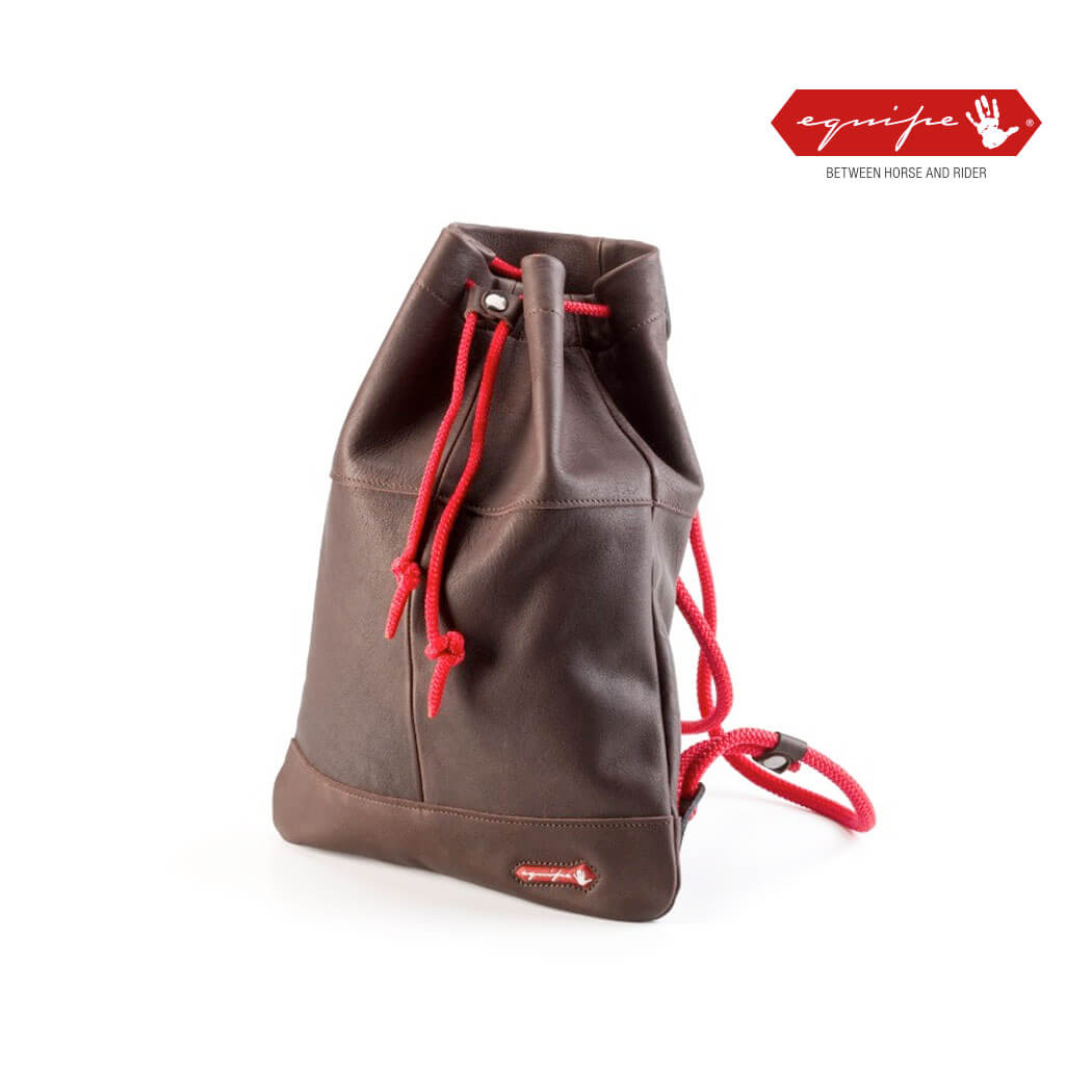 Equipe Leather Backpack