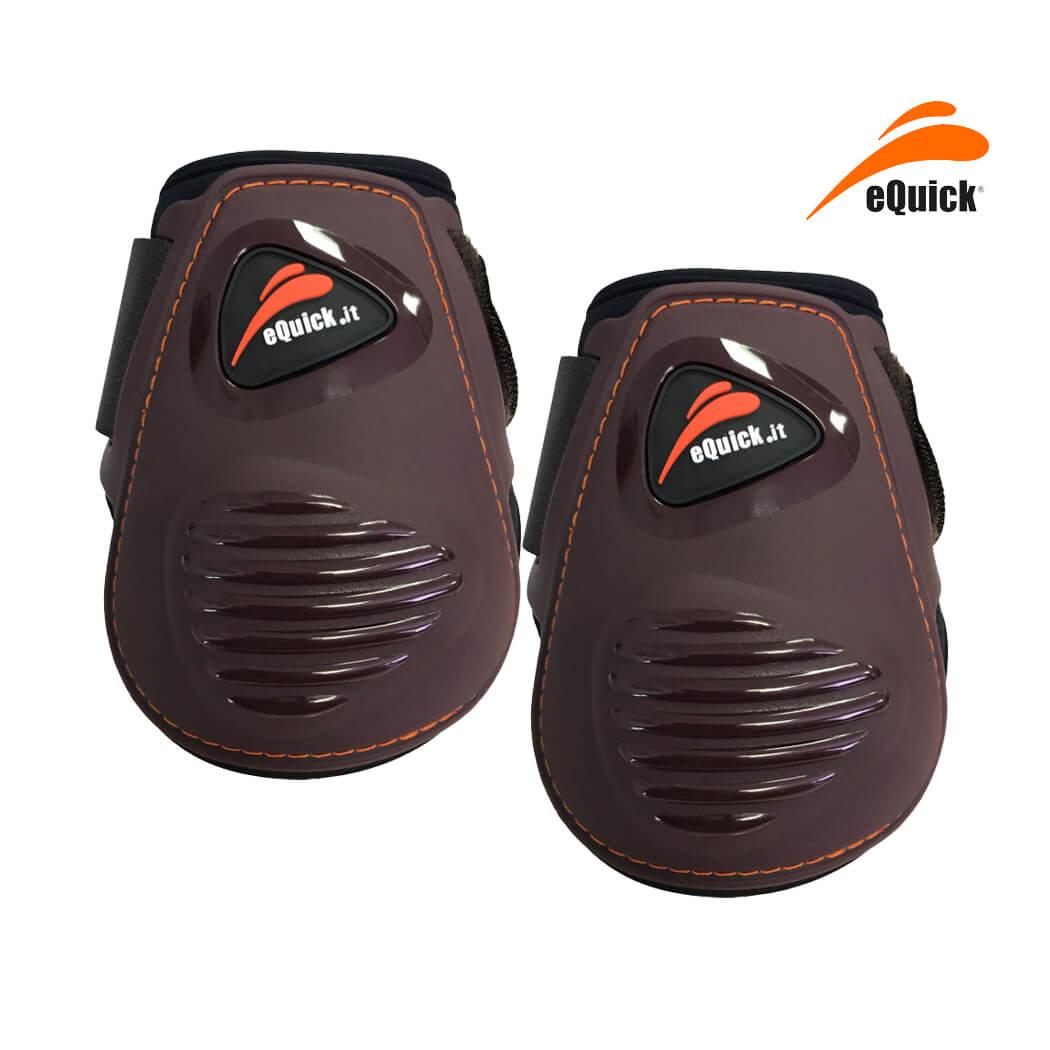 eQuick eLight Velcro Fetlock Boot