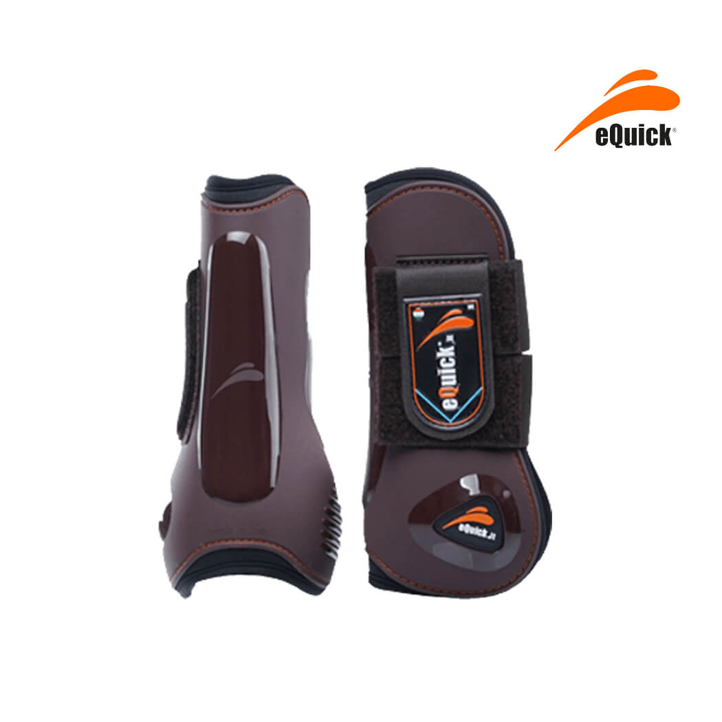 eQuick eLight Velcro Tendon Boot