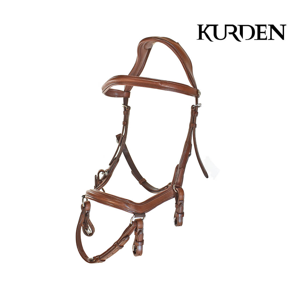 Kurden Relief Bridle