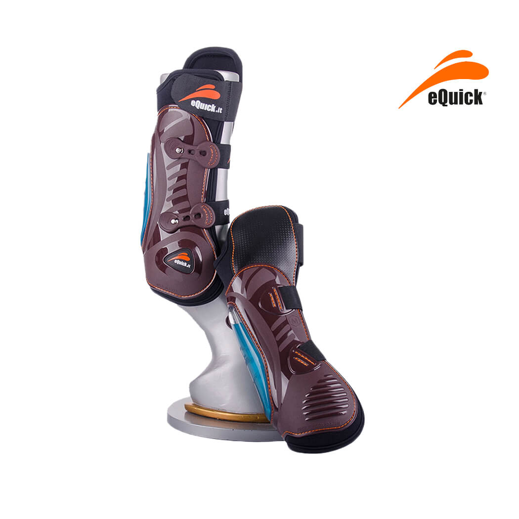 eQuick eUltra Tendon Boots