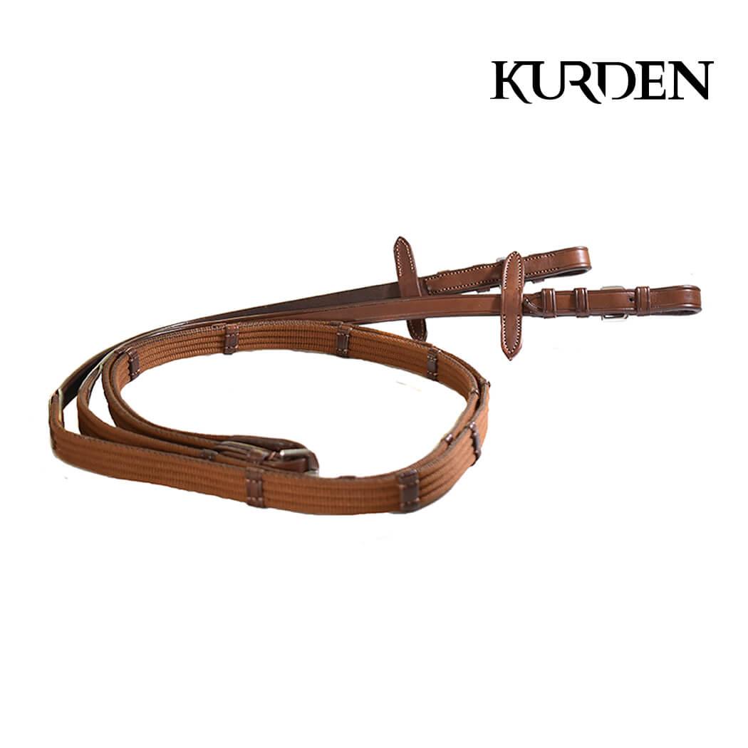 Kurden Webbed Reins