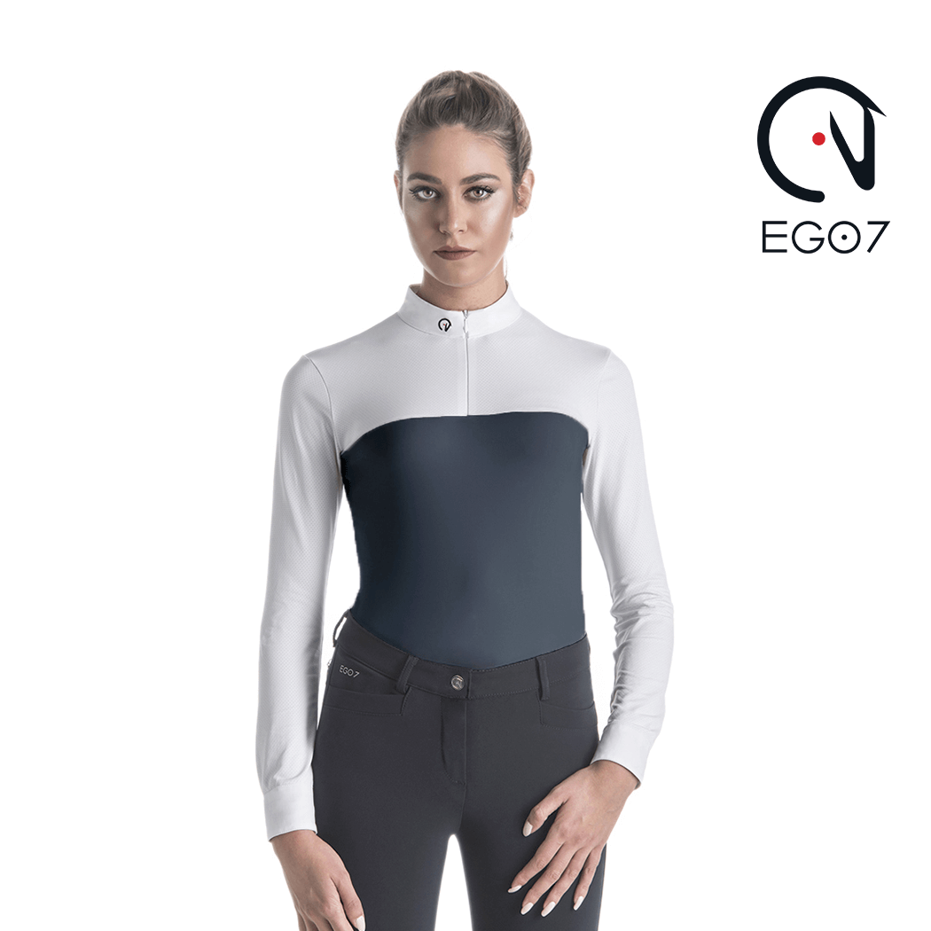 EGO7 Ladies Lace Long Sleeve Top