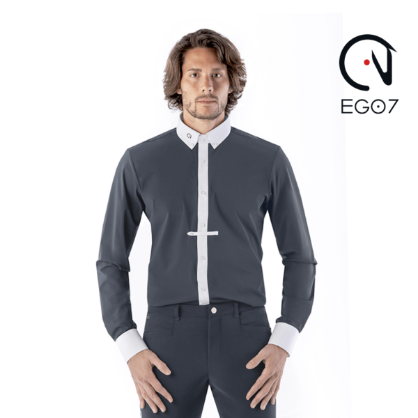 EGO7 Mens Long Sleeve Competition Shirt