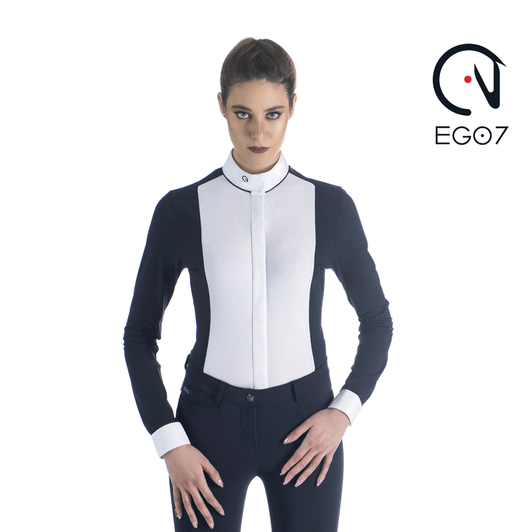 EGO7 Ladies Long Sleeve Competition Shirt