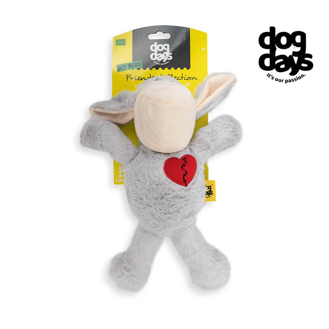 Dog Days Sheep with Broken Heart Plush Toy