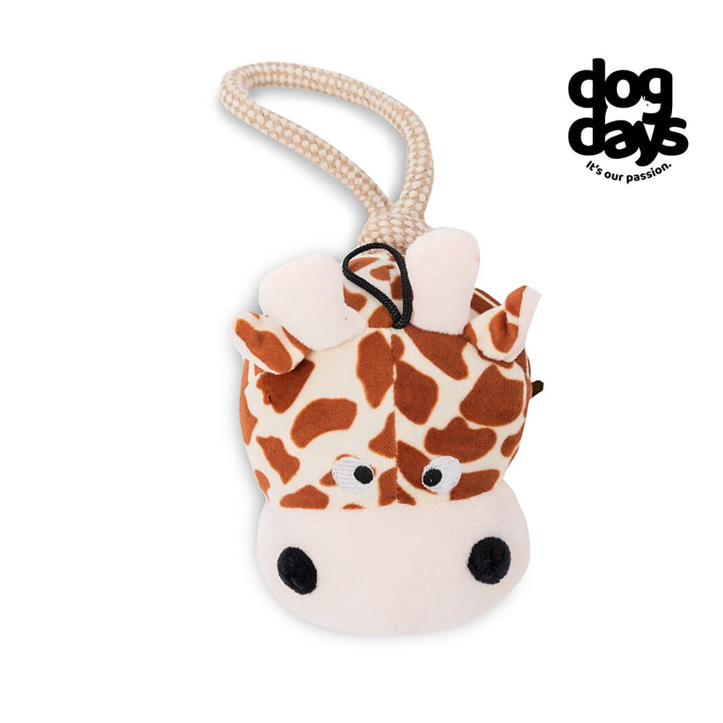 Dog Days Giraffe and Rope Toy