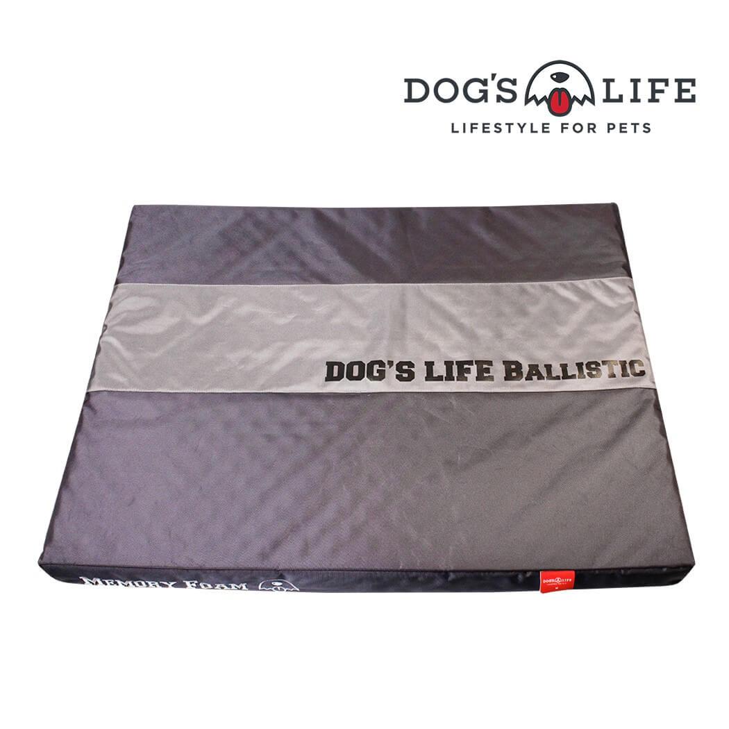 Dogs Life Waterproof Ballistic Nylon Memory Foam Cushion