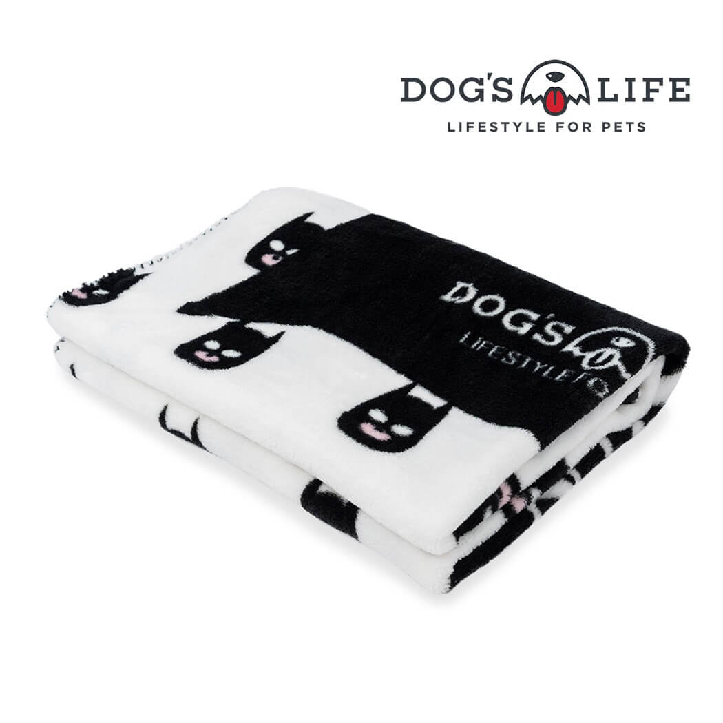 Dogs Life Blanket