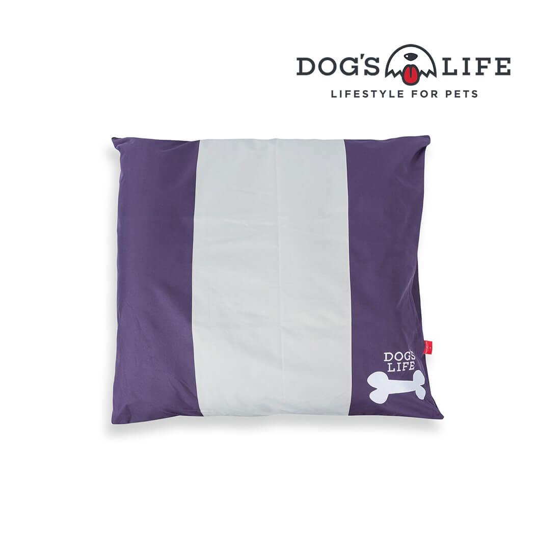Dogs Life Squarebone Cushion