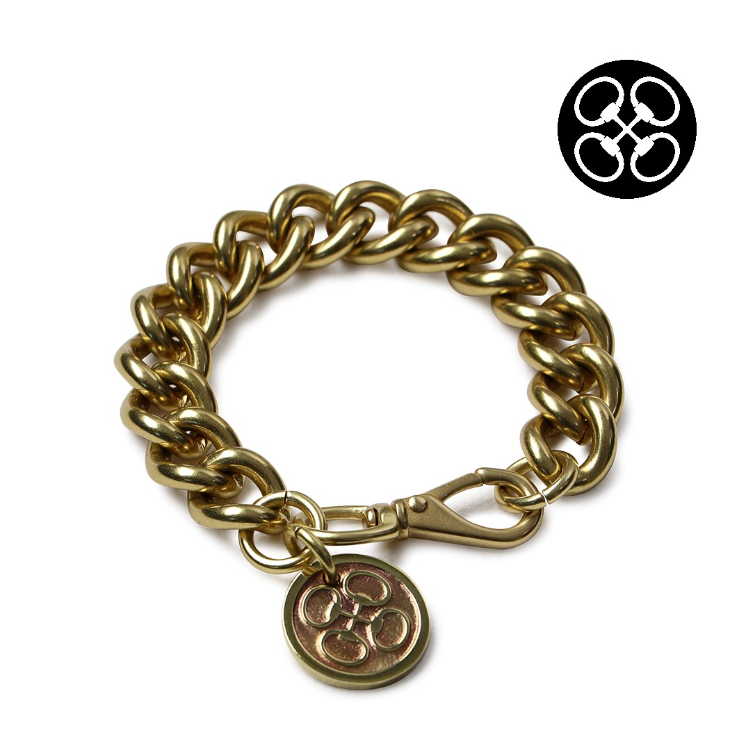 GITAN Collection Curb Chain Bracelet