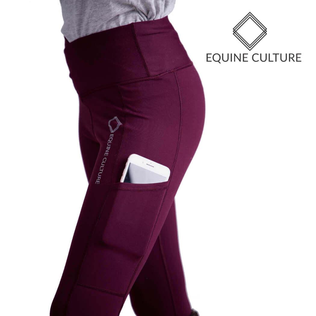 Equine Culture Premium Tights