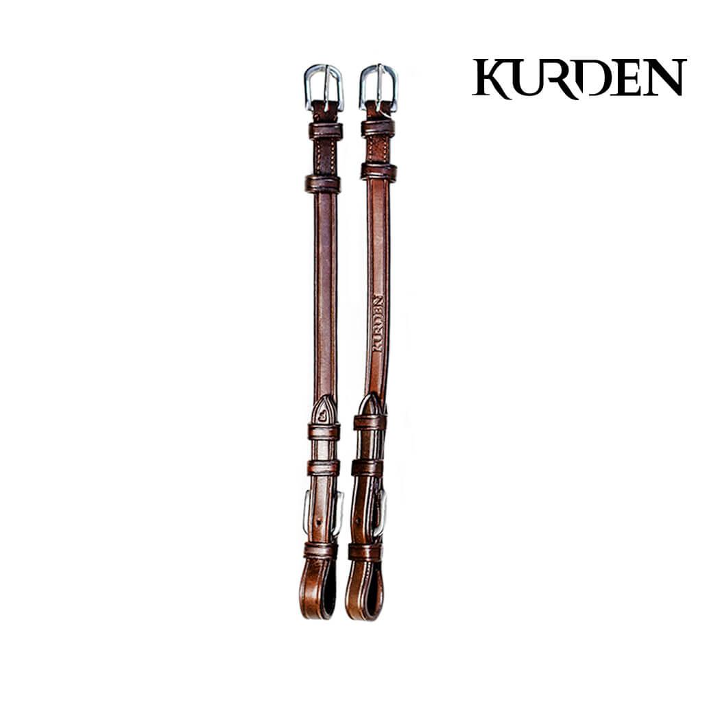 Kurden Cheek Pieces